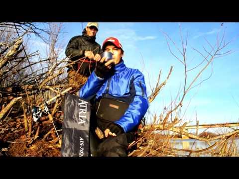 Видео Обзор спиннинга SLrods Atria 702l