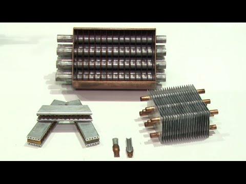 ろう付けにより異種金属を一体接合する技術