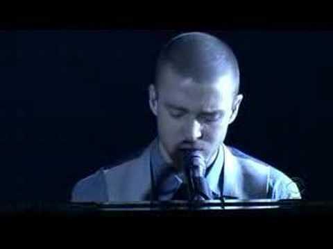Justin Timberlake - What Goes Around Comes Around (Live at G