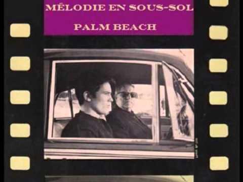 Michel Magne - Mélodie en Sous-Sol -  Palm Beach