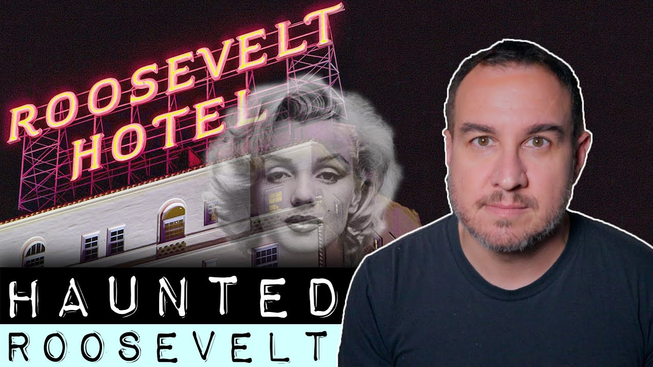 Download Exploring the Haunted Hollywood Roosevelt Hotel