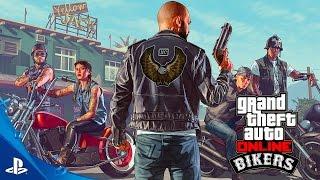 GTA Online - Bikers Trailer | PS4