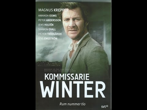Комиссар Винтер /7 серия/ детектив драма Швеция