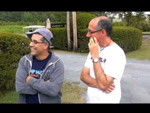 Rabbi Mark Strauss-Cohn thinks he has found URJ Camp Harlam