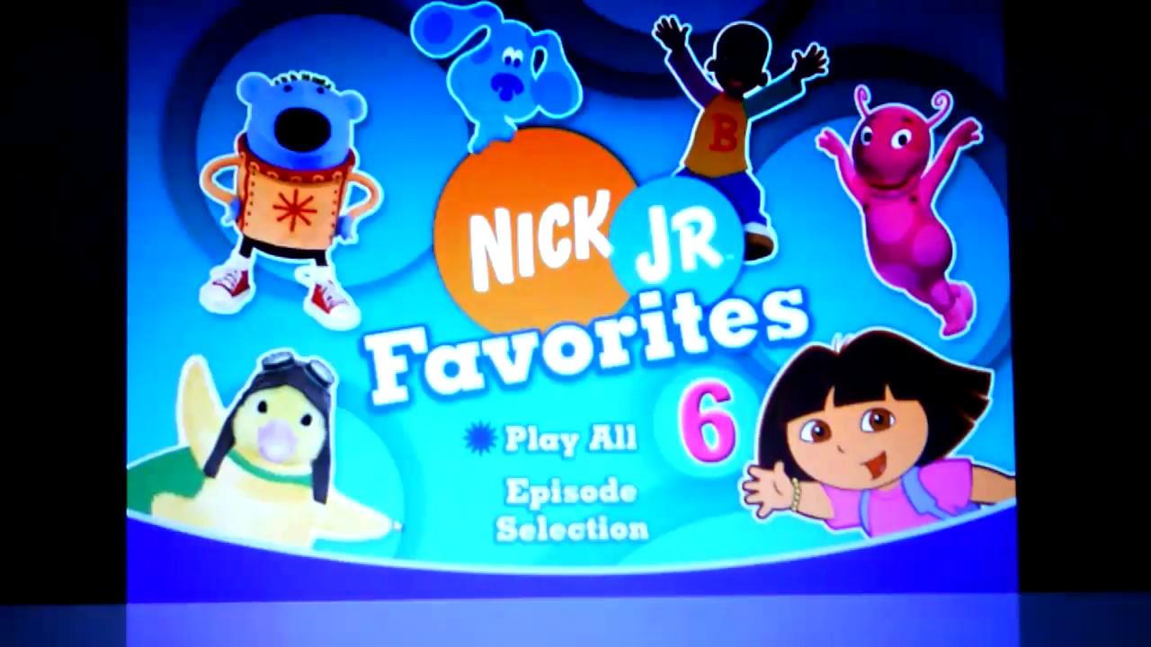 Nick Jr. Games
