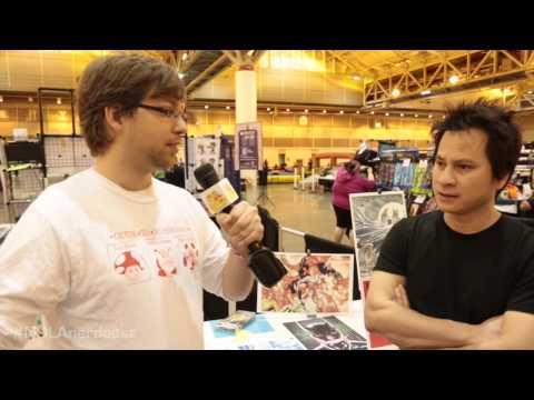 NOLAnerdcast - Wizard World Comic Con New Orleans 2014 - Dustin Nguyen