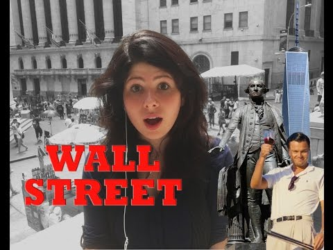 WALL STREET: WHERE THE MONEY IS IN NEW YORK