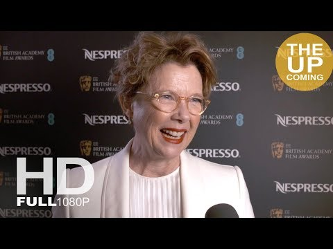 Annette Bening  at BAFTA Nominees Party 2018