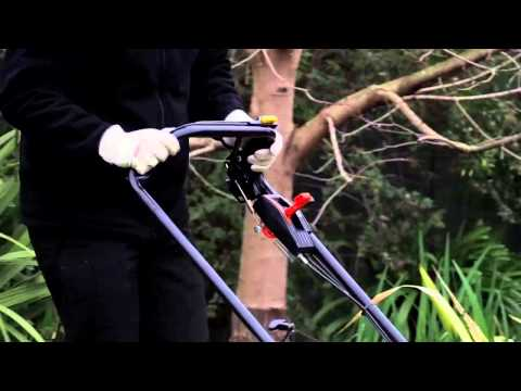 Honda HRX217HYU / HRX217HZU Lawnmower Product Demonstration