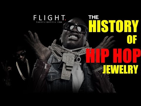 The History Of Hip Hop Jewelry: From Then To Now