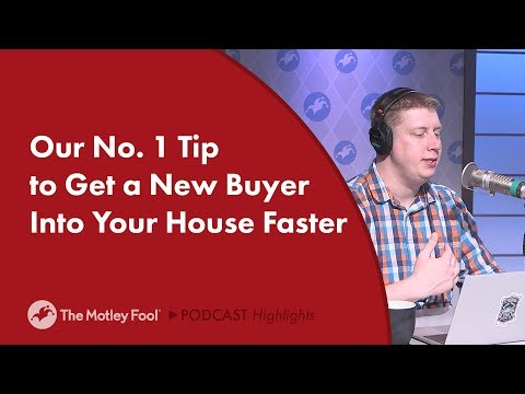 Our No. 1 Tip to Get a New Buyer Into Your House Faster