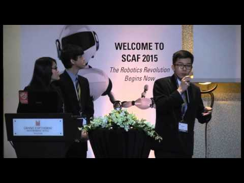 Asia Pacific Supply Chain Management Challenge (APSCMC) 2015: Miracle Workers