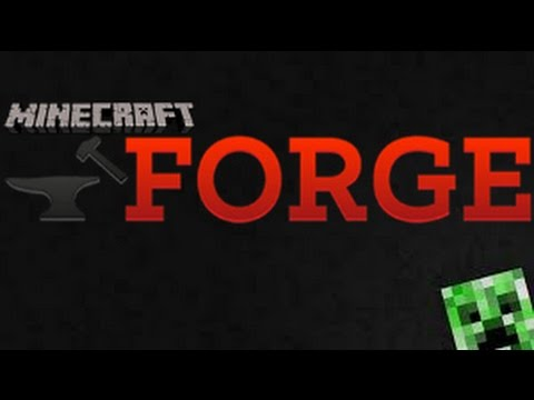 how to download minecraft forge downloader
