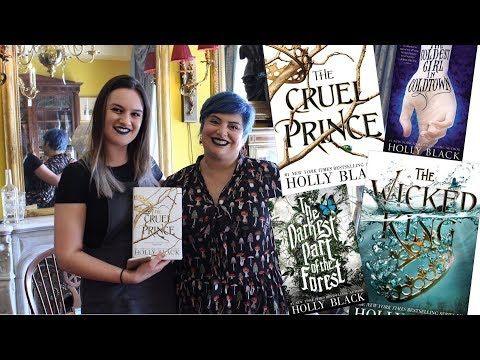 The Cruel Prince chat with HOLLY BLACK! Mp3