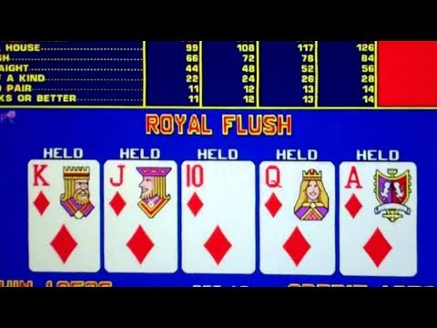 ⚜ VIDEO POKER ⚜ Multi-Hand Triple Bonus Jackpots ⚜