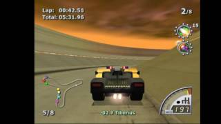 Rumble Racing - Flip Out (Interceptor)