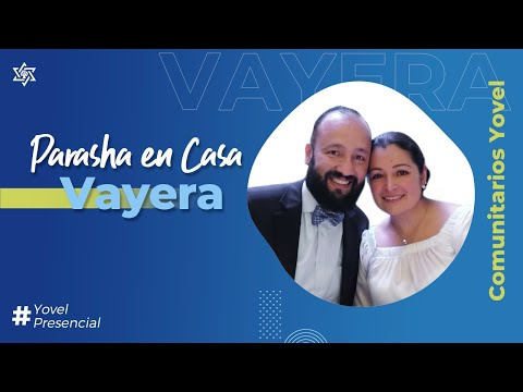 #Vayera - Parasha en Casa