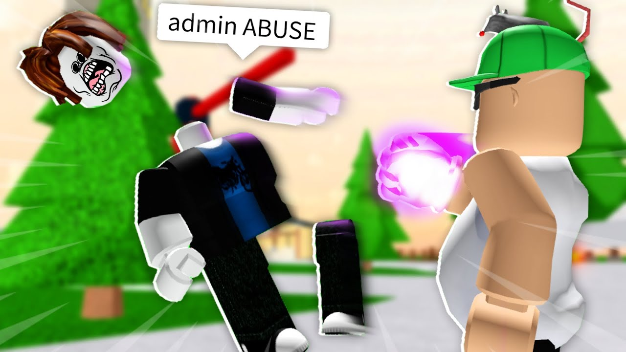 Abusing Noobs With Admin Commands In Roblox Roblox Ragdoll