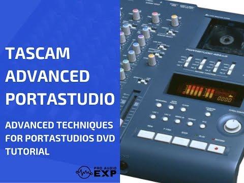 » Free Watch Tascam DP-03 Digital Portastudio DVD Video Training Tutorial Help