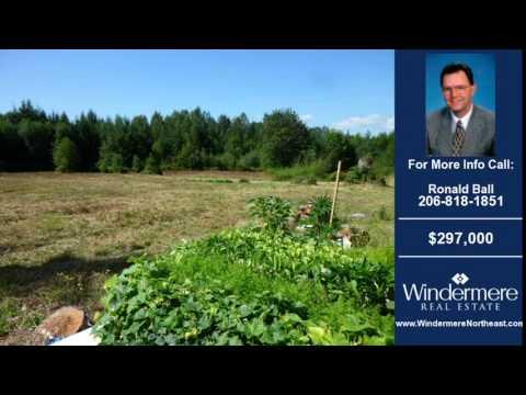 Land For Sale Carnation WA Real Estate 20.00-Acres $297000