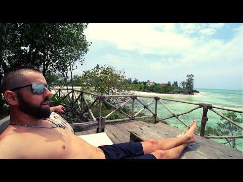 $850 Luxury Seafront Villa Zanzibar 🇹🇿
