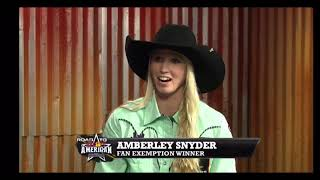 2015 American barrel racing part 2