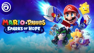 Mario + Rabbids Sparks of Hope: Cinematic World Premiere Trailer   #UbiForward