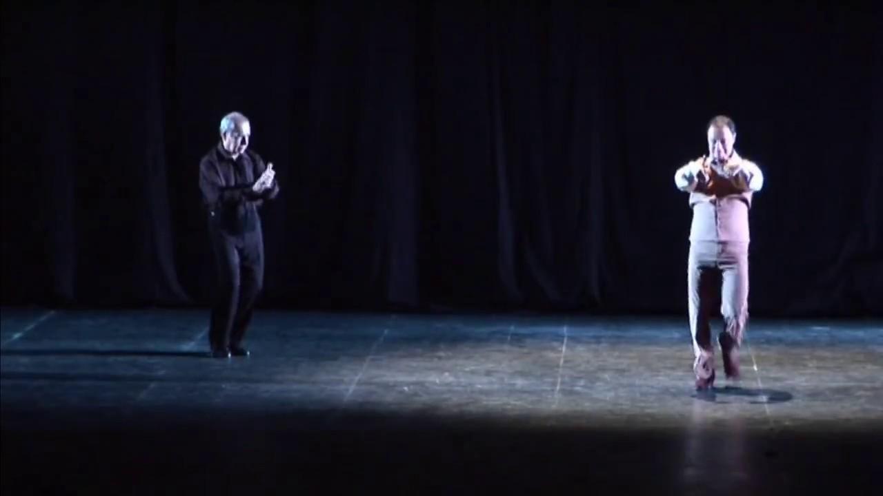 Maestros Tito Montes y Juan Ricardo (Flamenco)