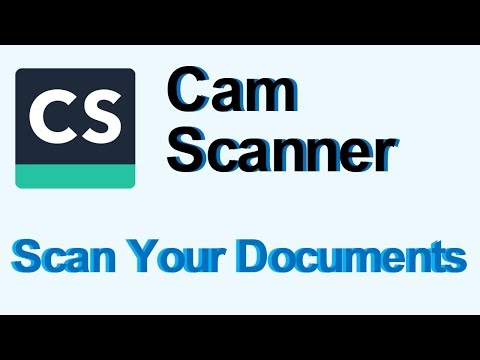 Best Android App  CamScanner | Scan Photos, Documents from Mobile Camera || Technical Naresh