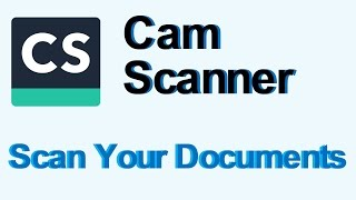 Best Android App  CamScanner | Scan Photos, Documents from Mobile Camera