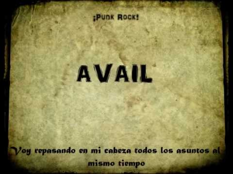 Avail - Simple song (Sub. Español HD)