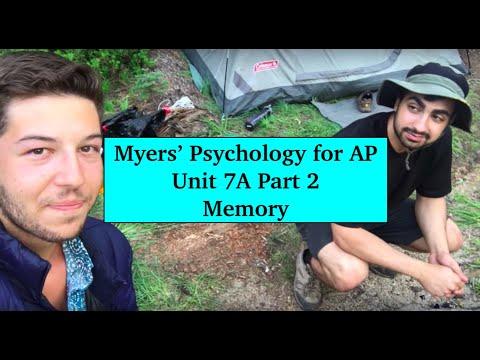 Unit 7A Myers' Psychology for AP - Part 2