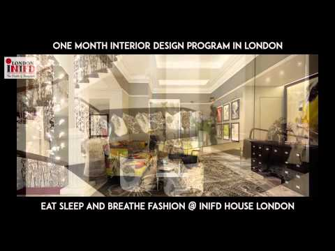 One Month Residential Interior Design Styling Program @ INIFD London