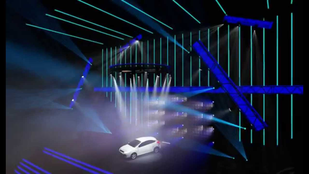 Wysiwyg Lighting Design Video Challenge 2014 Andre