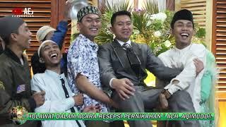 Nabrotuzzain ( Sayyidarrusli ) - Lailatus Sholawat Pernikahan Alhan ( Alkaromah ) & Milla