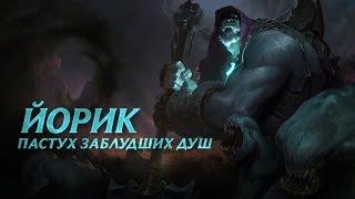 Обзор чемпиона  Йорик