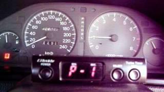 Proton Perdana convert Evo 2 engine...(Standard)