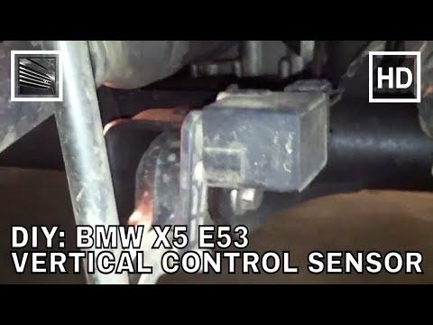 DIY: Fix BMW X5 E53 Vertical Control Sensor