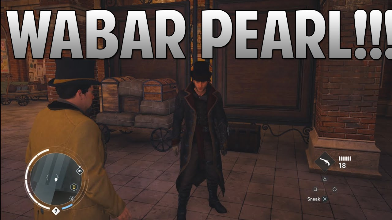 Assassins Creed Syndicate Wabar Pearl For Maximum Dracula Outfit