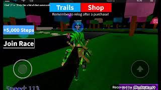 So Fast Yet So Slow | Speed Simulator | Roblox