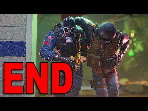 Rainbow Six Siege: Outbreak - Mission #3: SAVING JAGER (THE END)