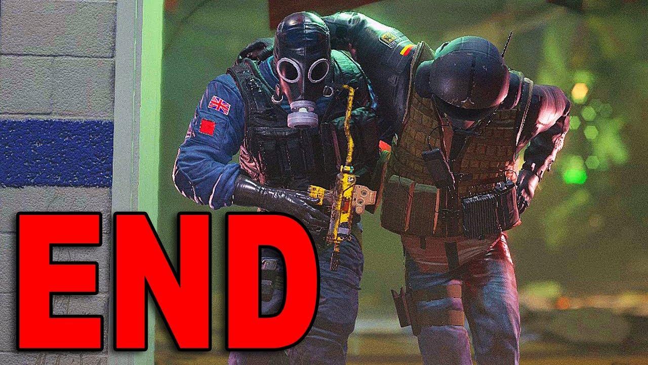 Rainbow Six: Siege - Outbreak Operasyonu Videosu