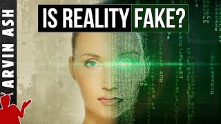 Are we Living in a Simulation? Is Reality Real? Simulation Theory Solution.