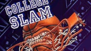 SNES College Slam Power Up Dunks