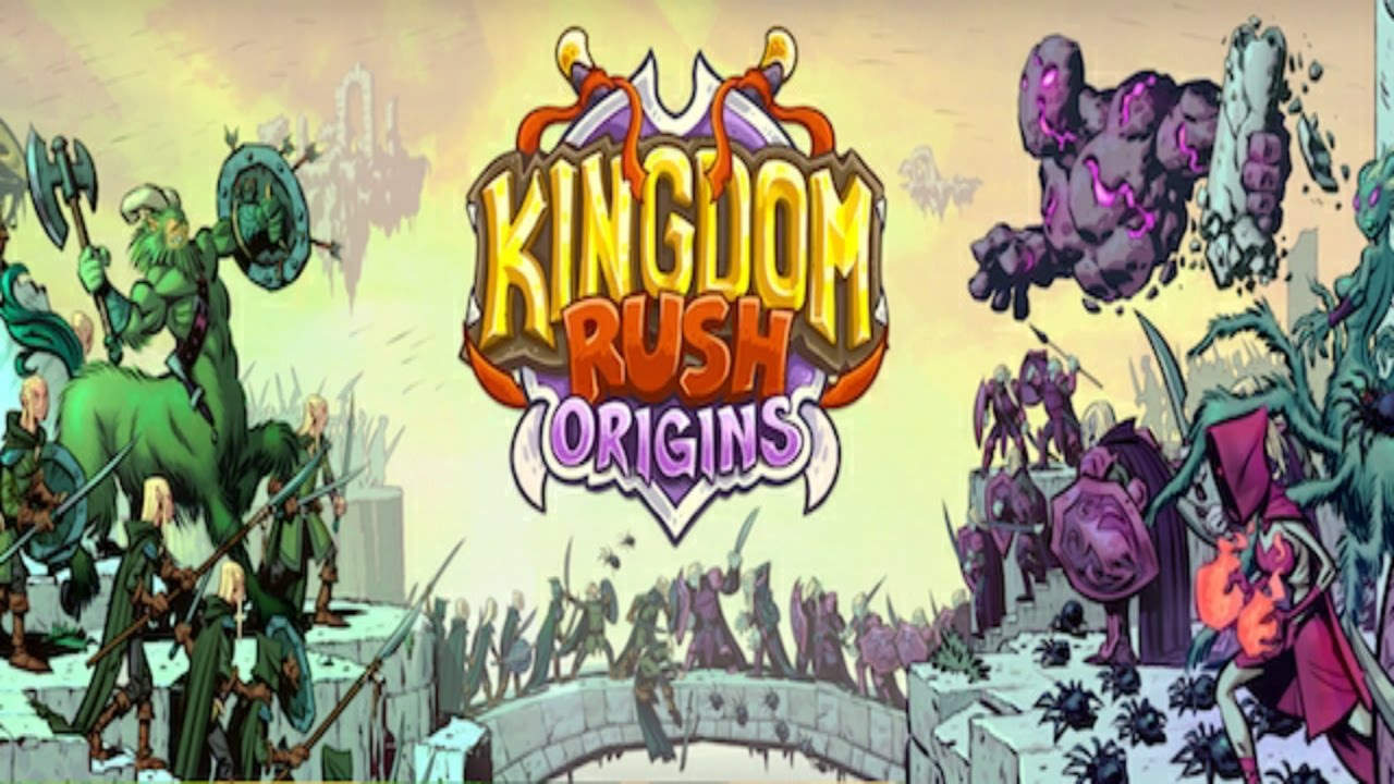Kingdom Rush Origins for Android Game Reviews