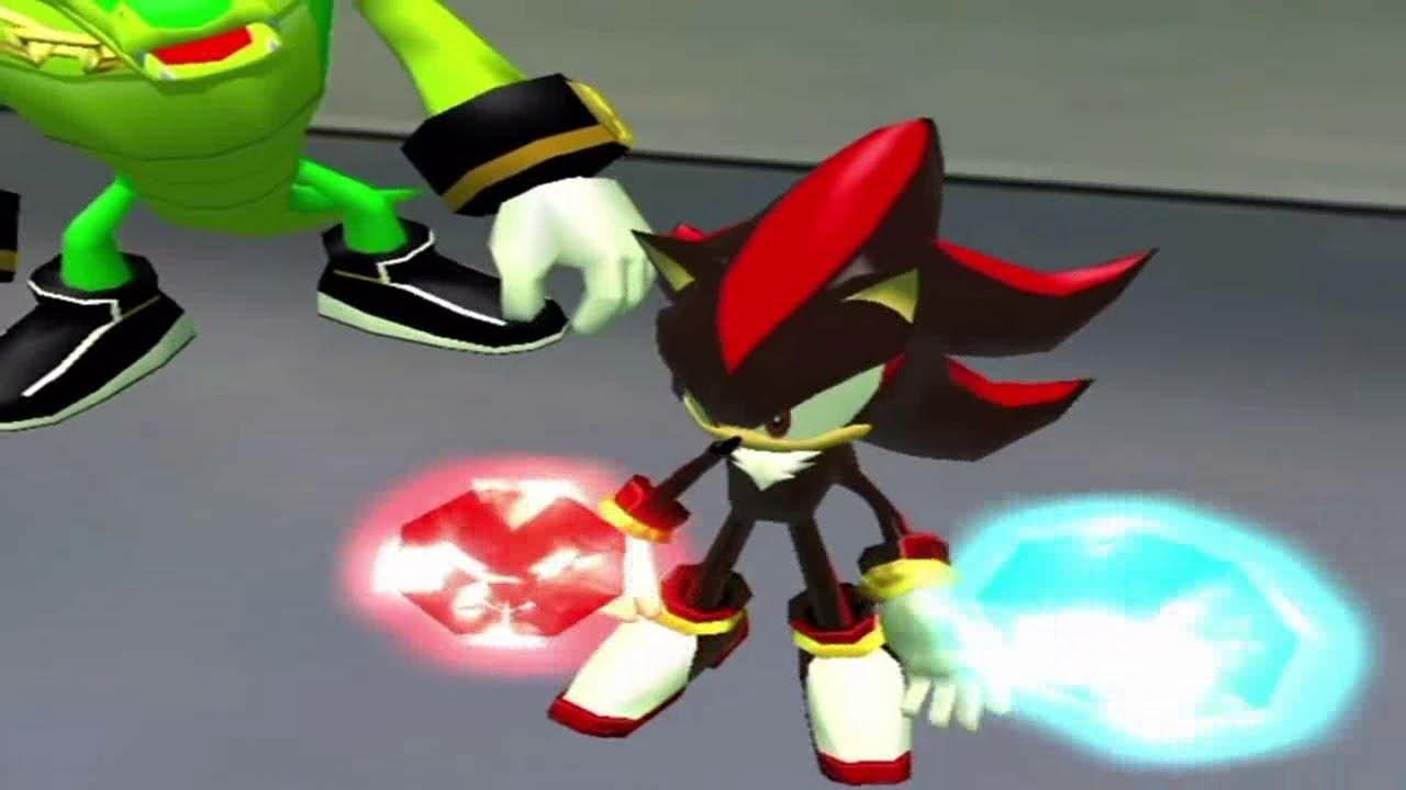 Shadow the Hedgehog All Cutscenes Semi Hero 720p HD фотки