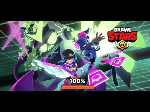 Игра на Вороне. Brawl Stars #1