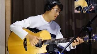 Isn't She Lovely - Stevie Wonder - Solo Acoustic Guitar - Arranged By Kent Nishimura