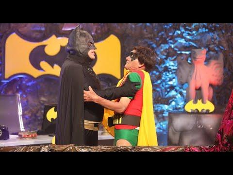 El Wasap de JB: Batman y Robin nos regalaron un divertido momento