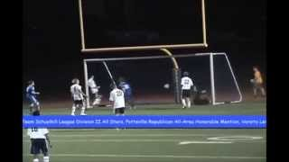 Colin Harrison Williams Valley Soccer Highlights